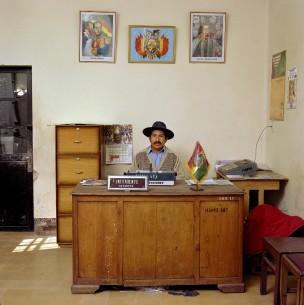 Bureau 13, Potosi, Bolivia, 2005