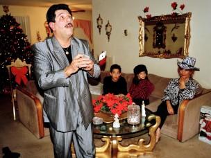 Familie Citro, Las Vegas, Verenigde Staten van Amerika, 2000
