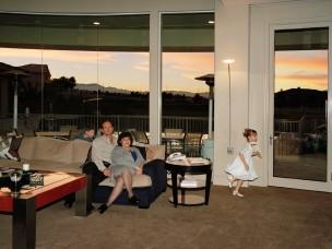 Familie Fieldman, Las Vegas, Verenigde Staten van Amerika, 2000