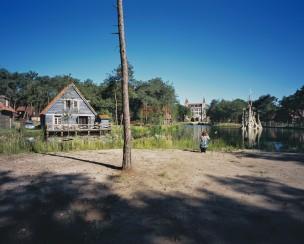 Efteling Bosrijk, vakantiepark, Kaatsheuvel, Nederland, 2010