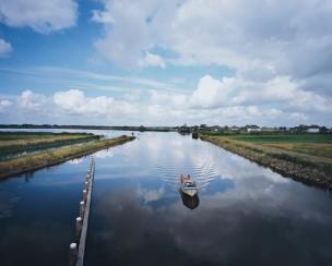Blauwestad, Oldambtmeer, Oldambt, Nederland, 2010