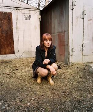 Natasha solicits in Uralmash, Rusland, 2008