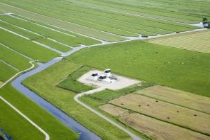 Vluchtschacht Bent, Nederland, 2006