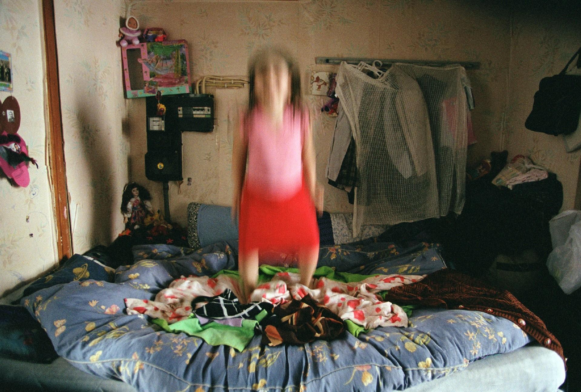 1 man 2 vrouwen 3 kinderen fonds anna cornelis subsidies voor documentaire fotografen - Kamer paard meisje ...