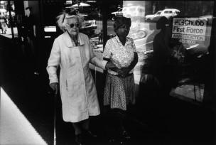 Straatbeeld: Zuid-Afrika, 1993