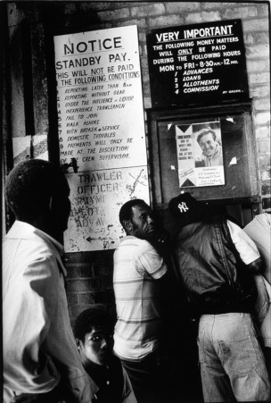 Notice standby pay, Zuid-Afrika, 1993