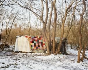 Calais, Frankrijk, februari 2009