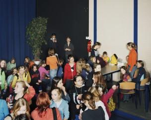 Ashram College, Alphen aan den Rijn, Nederland, 2005
