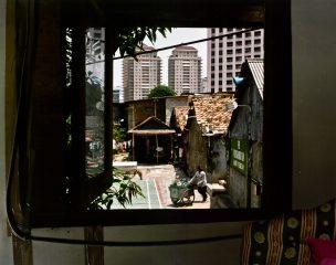 Jakarta-Karet Tengsin, Indonesië, 2004