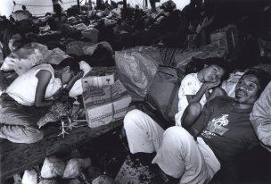 Ambon, Molukken, 2001