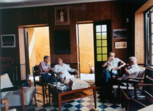 Vrijmetselaarsloge IGUALDAT, Engelse Loge, Otrobanda, Curaçao, 1998