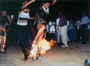 Feest San Juan, Suffisant Dorp, Curaçao, 1998