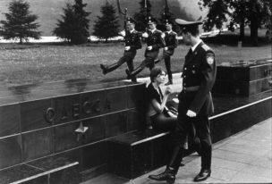 Monument bij het graf van de onbekende soldaat, Moskou, Rusland, 2000