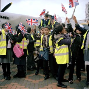 70th anniversary of Victory in Europe Day, Birmingham, United Kingdom, 2015
