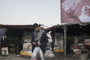 Man, Kabul, Afghanistan, Kabul, 2016