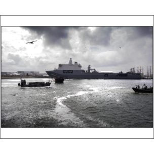 Marinedagen en Sail, Den Helder, Nederland, juni 2017