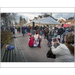 Sinterklaasintocht, Geldermalsen, Nederland, november 2016
