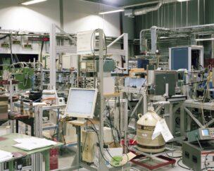 Reactor Institute Delft (RID), Delft, Nederland, februari 2018